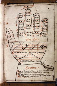Figure 2 Hymnal Tones for Franciscan use. 16th century. Italian