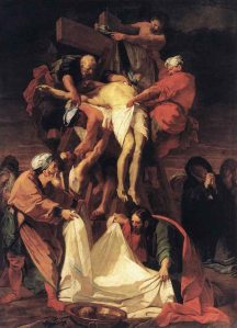 Figure 2. Jean-Baptiste Jouvenet: The Descent from the Cross, c. 1697. Oil on canvas