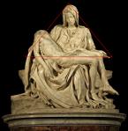 Michelangelo, Pieta, 1498–1499